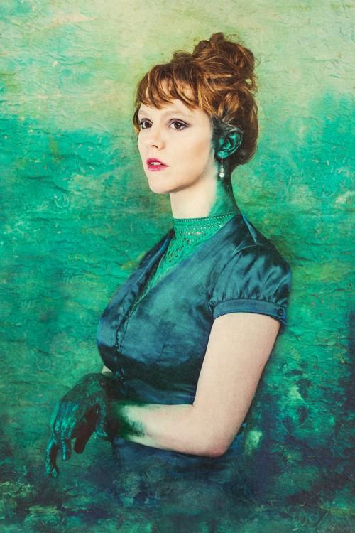 Bastienne, de l'artiste Hélène Bouffard, Photographie, jet d'encre sur papier cougar, dimension : 12 x 8 po de largeur
