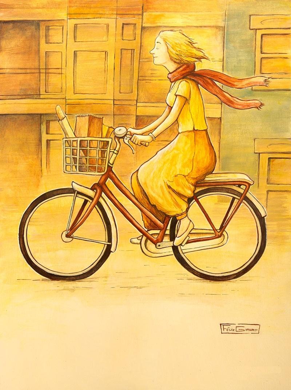 """Limoiloise, affiche, de l'artiste Félix Girard, sur papier Hahnemühle Fine Art Photo Rag avec de l'encre à pigment, dimension : 18 x 14 pouces de largeur, affiche prête à être encadrée, Illustration de l'étiquette de bière brassée par """"La Souche"""" (Limoilo"""