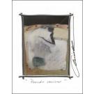 Carte de souhaits 7x5, Prendre racine, de l'artiste Anik Lachance, dimension : 7 x 5 pouces largeur, sans texte, avec enveloppe, Vous pouvez inscrire votre message à l'intérieur, Carte vendue à l'unité