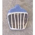Aimant, # 46, Crème molle violette, de l'artiste Créations Ratté, medium : céramique, décoration objet cuit à très haute température