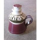 Bouteille à sirop d'érable, # 1, de l'artiste Créations Ratté, medium : céramique, objet utilitaire cuit à très haute température, résistant au four, au micro-onde et au lave-vaisselle