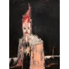 Drunk in public, de l'artiste Benoit Genest Rouillier, Tableau, Acrylique sur toile, Création unique, dimension : 40 x 30 po de largeur
