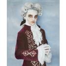 Florent, 1/100 (p.encadré), de l'artiste Hélène Bouffard, Photographie, jet d'encre sur papier coton, Digigraphie, qualité musée, dimension : 20 x 16 po de largeur