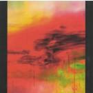 Carte de souhaits 5x5, La racine du coeur, de l'artiste Sophie Ouellet, dimension : 5 x 5 pouces largeur, sans texte, avec enveloppe, Vous pouvez inscrire votre message à l'intérieur, Carte vendue à l'unité