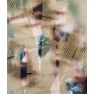 Mangata 18, de l'artiste Mélisa Taylor, Tableau, Acrylique sur bois, Création unique, dimension 16 x 12 pouces de largeur
