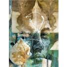 Carte de souhaits 7x5, Nature mon inspiration, de l'artiste Sandy Cunningham, dimension : 7 x 5 pouces largeur, sans texte, avec enveloppe  Vous pouvez inscrire votre message à l'intérieur.  Carte vendue à l'unité