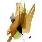 Reaching balance # 1, de l'artiste Vanessa Sylvain, Tableau, Acrylique sur toile, Création unique, dimension 36 x 24 pouces de largeur
