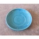 Soucoupe (petite assiette), # 2, de l'artiste Créations Ratté, medium : céramique, objet utilitaire cuit à très haute température, résistant au four, au micro-onde et au lave-vaisselle