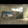 La Base, 4/25, de l'artiste Pascal Normand, Estampe numérique, technique mixte, dimension : 40 x 72 po de largeur, vue B
