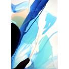 Alpine, de l'artiste Vanessa Sylvain, Tableau, Acrylique sur toile, Création unique, dimension 36 x 24 pouces de largeur