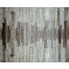À travers les branches (p.cello), de l'artiste Brigitte Thériaul, Photographie sous cello, dimension : 11 x 14 po de largeur