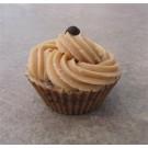 Muffin Choco-Vanille, de l'artiste Oasis Douceur, Savon fait à base d'huile végétale, ne contient aucun additif ni fragrance chimique, Fragrance obtenue à partir d'huile essentielle issue de la nature.
