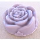 Savon 'Fleur de lavande', de l'artiste Oasis Douceur, Savon fait à base d'huile végétale, ne contient aucun additif ni fragrance chimique, Fragrance obtenue à partir d'huile essentielle issue de la nature.