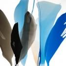 Whispers of the north, de l'artiste Vanessa Sylvain, Tableau, Acrylique sur toile, Création unique, dimension 48 x 48 pouces de largeur