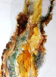 The skin, Nancy Létourneau