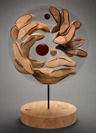 Sculpture, Terre des hommes 2067, François Lauzier